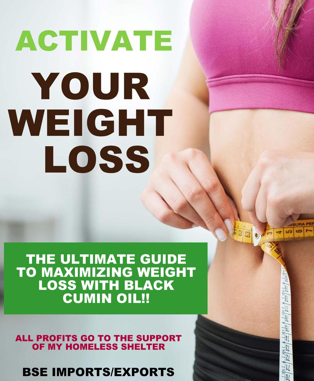 ACTIVATE YOUR WEIGHT LOSS FAST EBOOK