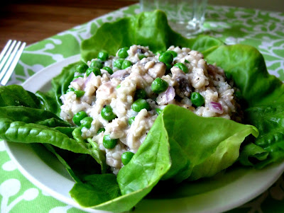 healthier tuna rice casserole