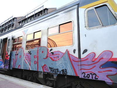 Maker 183 graffiti