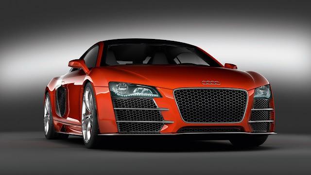 Audi R8 HD Car