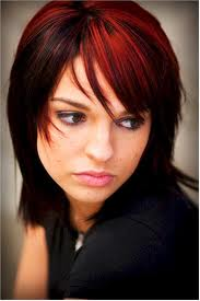 fashioning and style: Short Red HairStyles For Girl