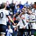 Tottenham goleia o Sunderland e segue sonhando com o topo.