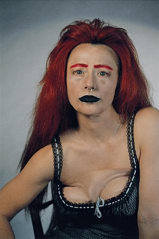 Wednesday  February 16  2011Cindy Sherman Photography Self Portraits