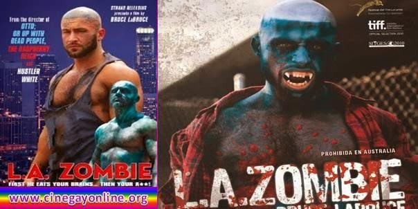 L.A. Zombie, película