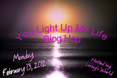 You Light Up my Life Blog Hop