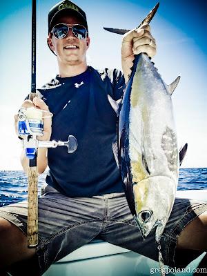 Blackfin Tuna from the Islamorada Hump