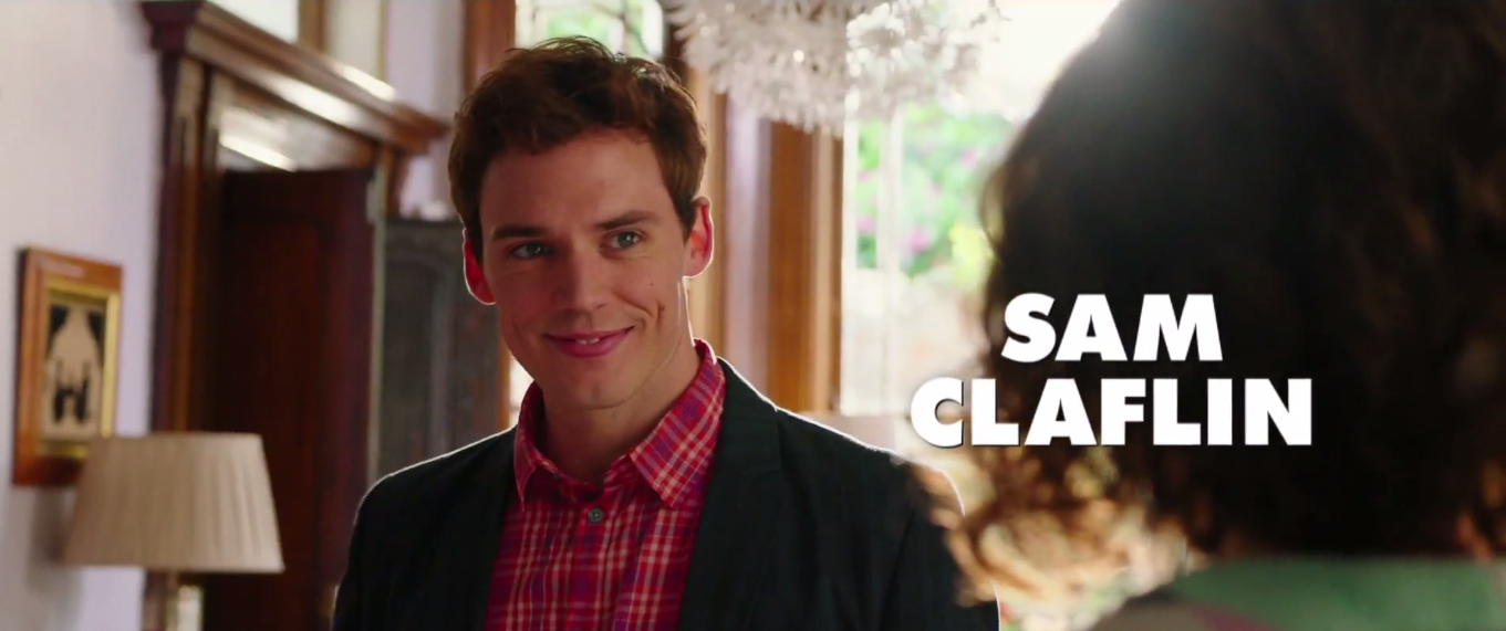 Love Rosie Sam Claflin
