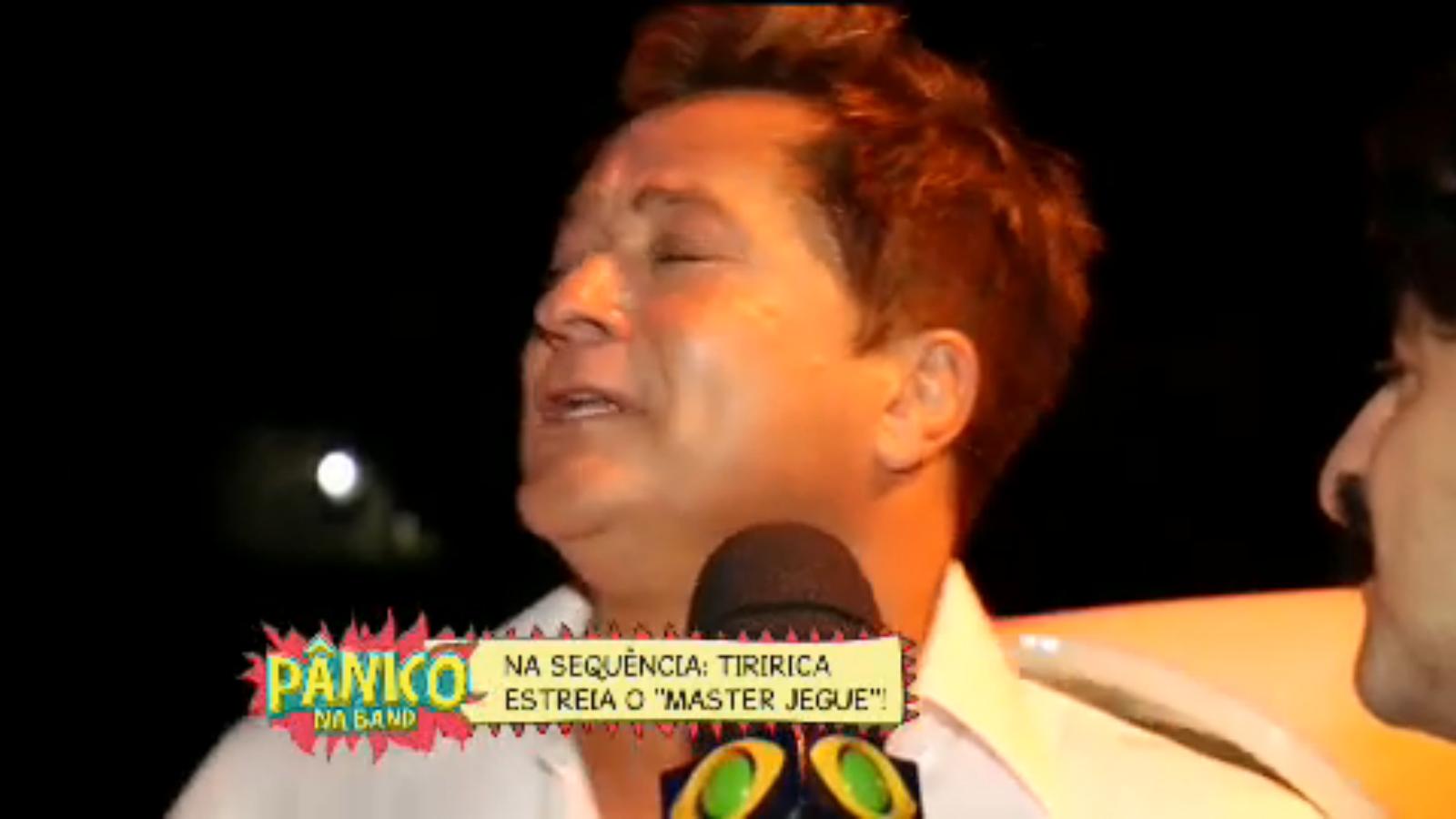 Leonardo No programa pânico band 1 03 2015