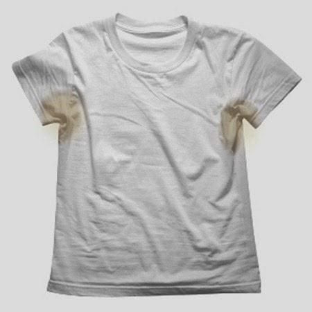 noda deodoran, citrum , hilangkan noda kuning, baju putih noda kuning,