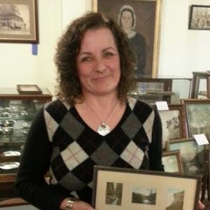 April 5 2013:Sawyer Prints with Jean Davenhall