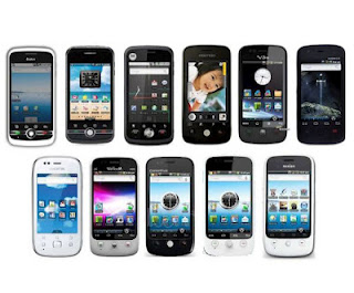 Harga Ponsel/Smartphone android dari berbagai type dan merek baru dan bekas/second jual - beli paling murah