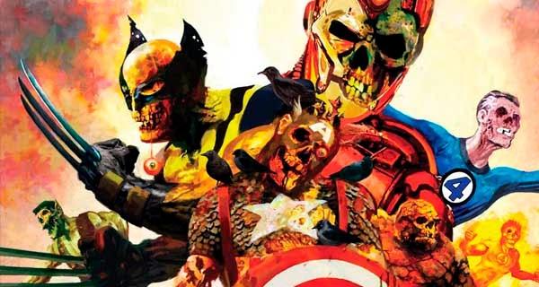 Marvel Zombis