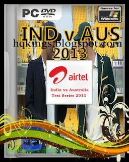 Australia Vs India Patch 2013