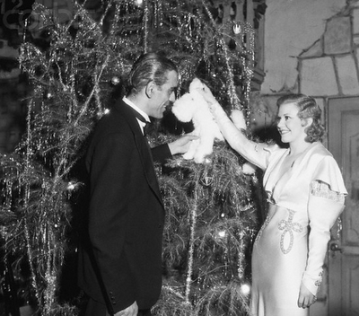 Boris Karloff and Ginger Rogers