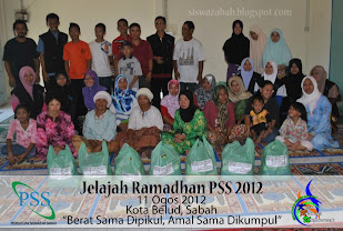 Jelajah Ramadhan PSS 2012