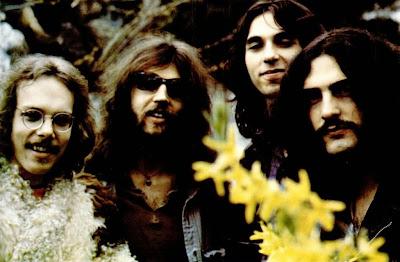 Cactus: Tim Bogert, Rusty Day, Jim McCarthy, Carmine Appice