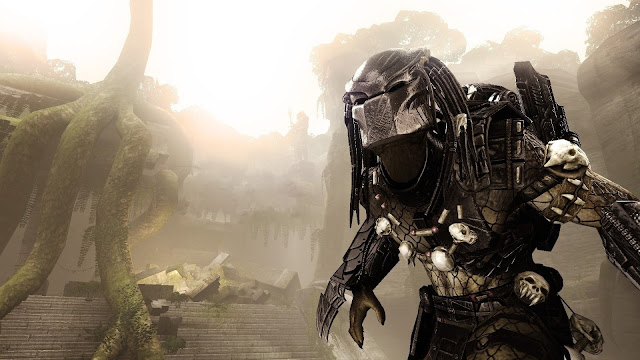 Alien Predator HD Wallpaper