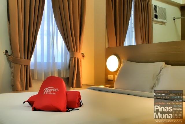 Tune Hotel Angeles City Double Room