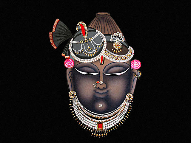Lord Shreenathji Still,Photo,Image,Wallpaper,Picture