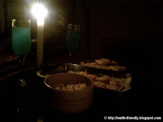 Candle-lit Dinner