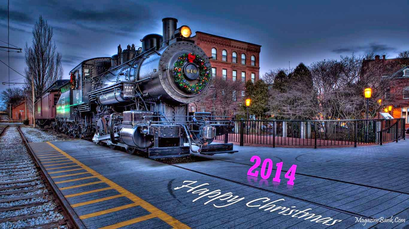 Happy New Year Merry Christmas 2014 Images Free
