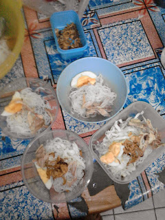 Soto AYam Homemade