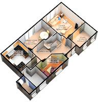 3d House Plans1