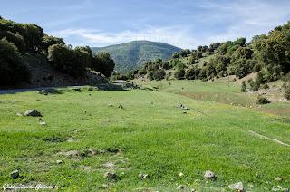 Entorno de la Fresnadilla en Valdepeñas de Jaén