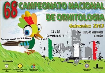 68ª Campeonato Nacional de Ornitologia 2013