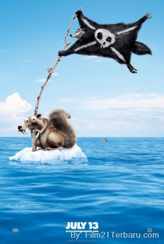 Film Ice Age: Continental Drift 2012 (Bioskop)