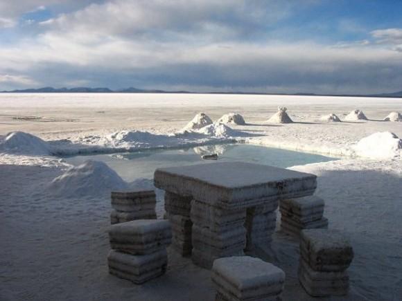 فندق الملح في بوليفيا 7