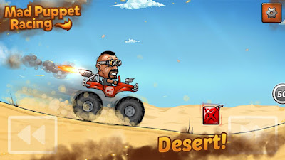 Mad Puppet Racing 0.9.012 APK for Android