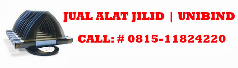 JUAL ALAT | MESIN | JILID | DOKUMEN | JAKARTA