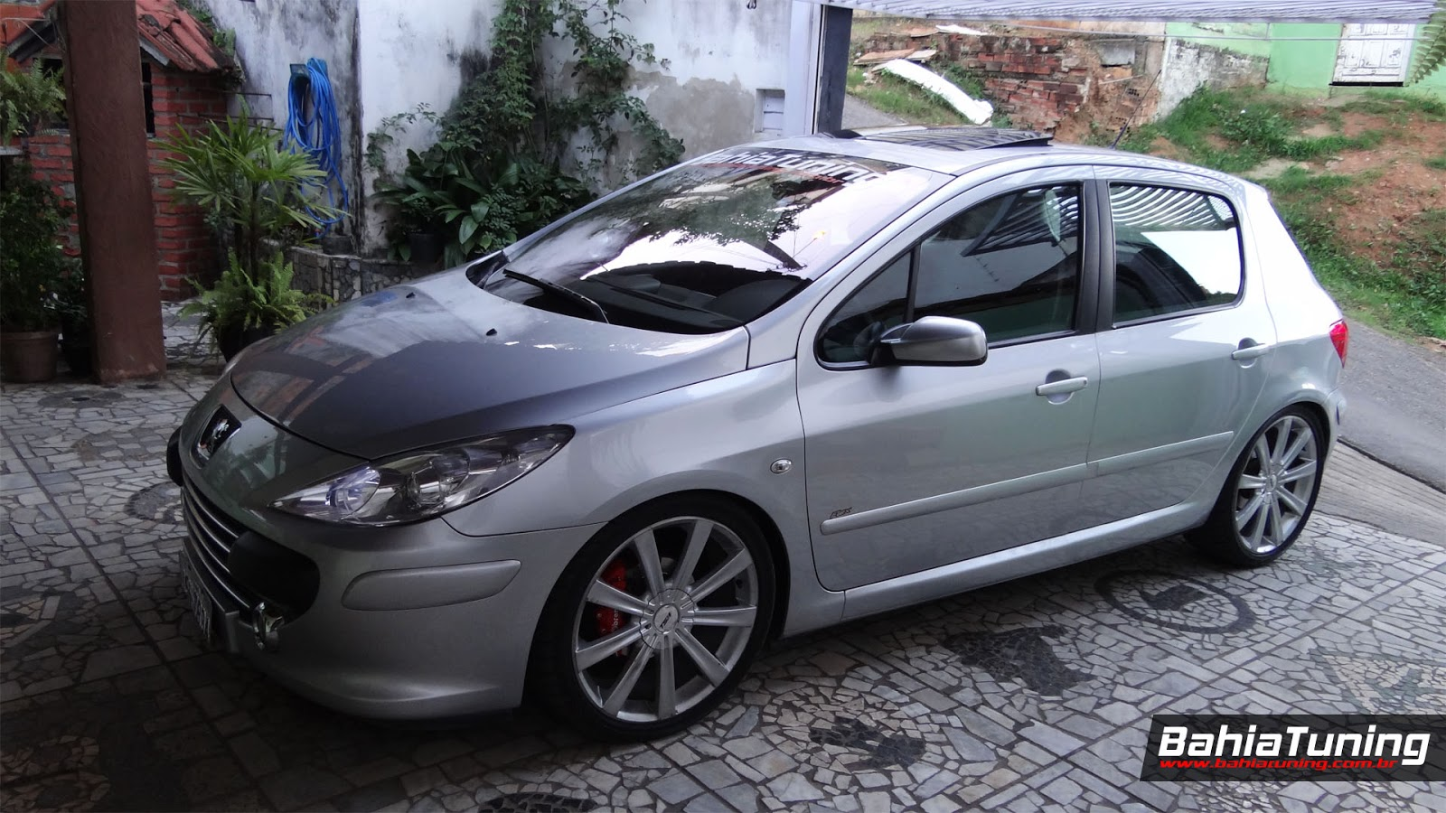peugeot 307 19 bahia tuning. Black Bedroom Furniture Sets. Home Design Ideas