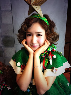 choa crayon pop christmas