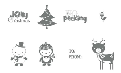 No Peeking Stamp Brush Set - Digital Download