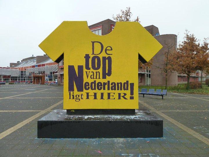 De top van Nederland ligt hier!