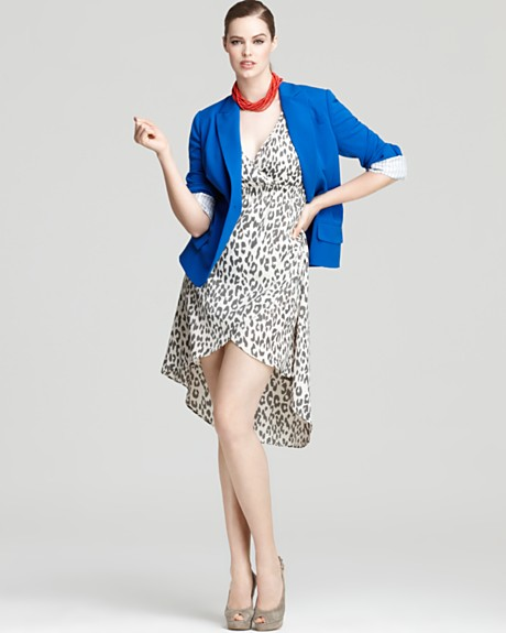Macys And Bloomingdales Give Their Plus Size Sections A Stylish