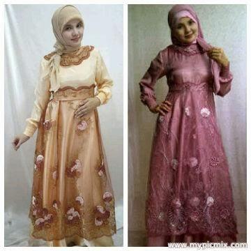 Baju Muslim Pesta