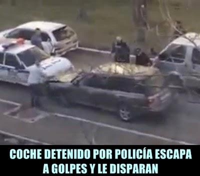 coche-embiste-policia-tiroteo