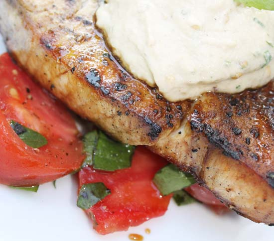 grilled swordfish recipe wine pairing
