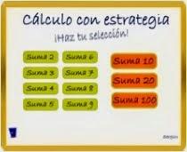Cálculo con estrategia