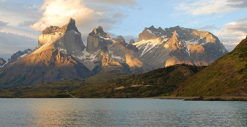 Spectacular Granite Spires at Torres del Paine National Park 3