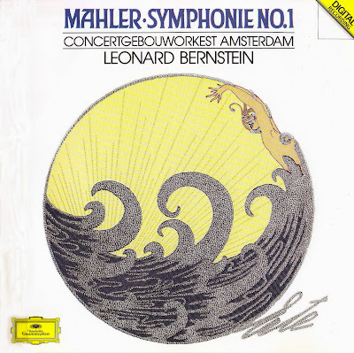 Mahler. Sinfonía nº 1. Bernstein. Concertgebouw Orchestra Amsterdam. 1987.