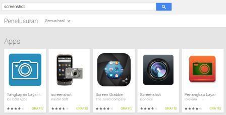 Cara Screenshot Android Tanpa Tekan Tombol