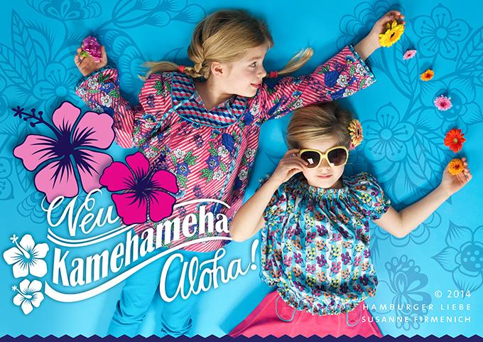 Hamburger Liebe: Come to Hawaii... Kamehameha, die neue Kollektion ...