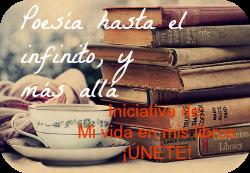 Iniciativa original del blog: Poesía hasta el infinito y más allá