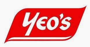 produk yeo's, pengeluaran yeo's, barangan yeo's