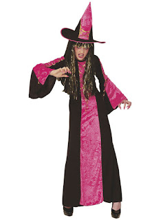 Halloween Kostume EventyrHeks
