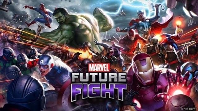 Juego MARVEL Future Fight para Moviles y Tablets con Android e iOS